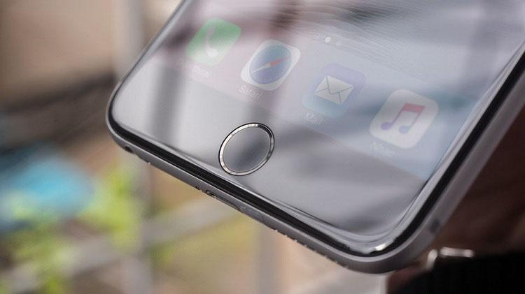 góc bo tròn iPhone 6 plus